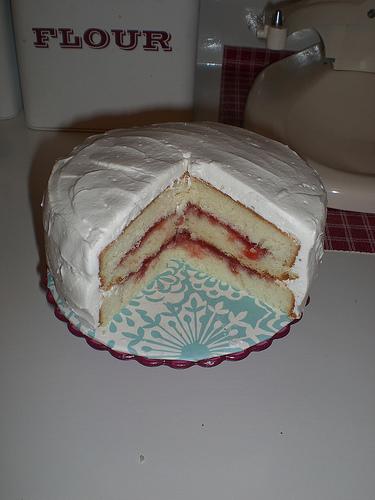 yum cake!