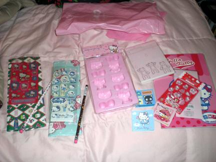 Hello Kitty Swag 4-14-07