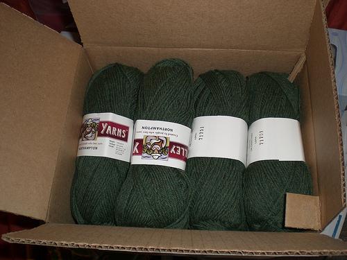 Yarn for CPH.