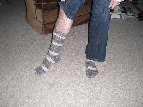 Socks for a gypsy.