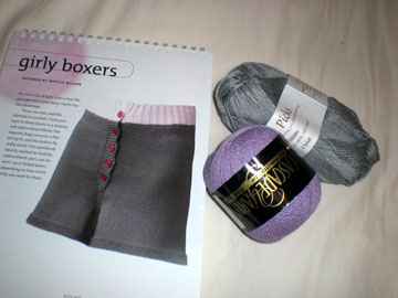 Girly Boxers