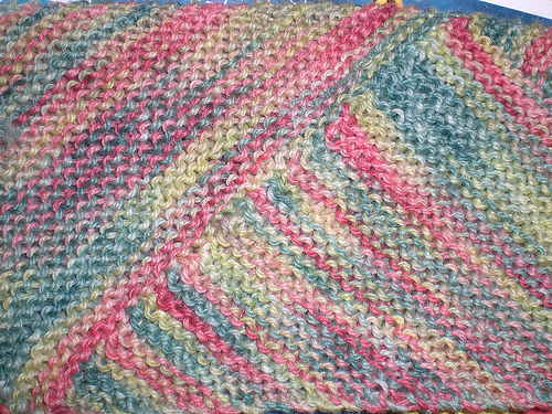 Multidirectional scarf close