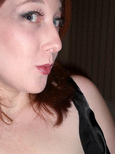 Fake eyelashes are awesome!