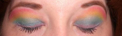 Pride eyes