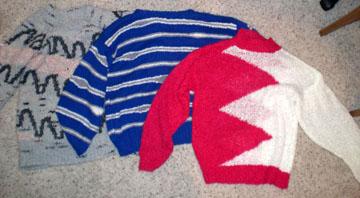 Christi's Sweaters