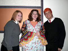 Ginny, Ron, and Me