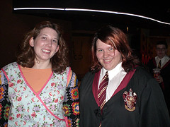 Me and Ginny
