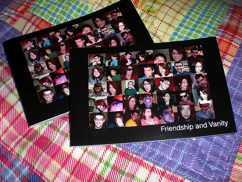 My QOOP minibooks!