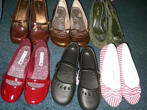 I'm defnitely a shoe-a-holic