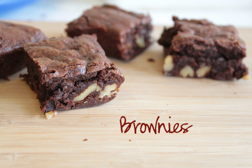 My all-time favorite brownies - Craftyminx