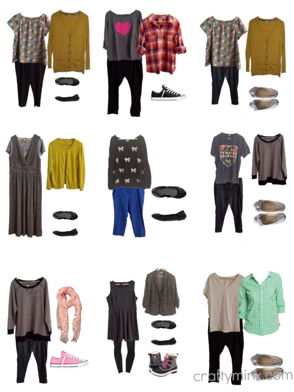 Starting A Capsule Wardrobe