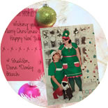 Crazy Christmas Cards